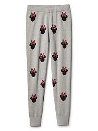 GapKids &#124 Disney Minnie Mouse sweater leggings
