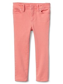Superdenim Skinny Jeans in Color with Fantastiflex