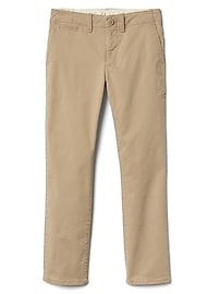Stretch khaki