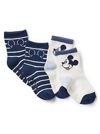 babyGap &#124 Disney Mickey Mouse Crew Socks