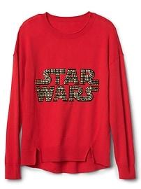 GapKids &#124 Star Wars&#153 Studded Sweater