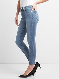 Washwell Super High Rise Curvy True Skinny Jeans