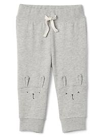 Pull-On Bunny Pants