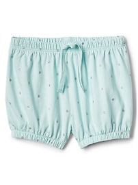 Pull-On Bubble Shorts