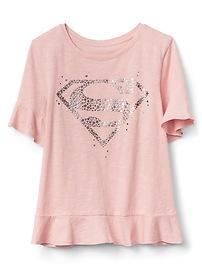 T-shirt GapKids imprimé Wonder Woman DCMC