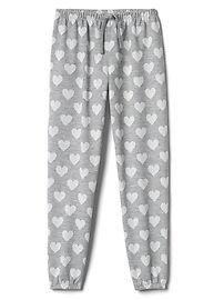 Heart PJ Pants