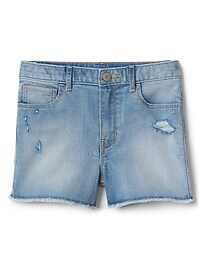 "Gap for Good 2.5"" Denim Shortie Shorts"