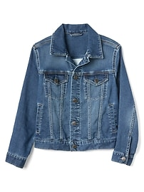 Supersoft Denim Jacket