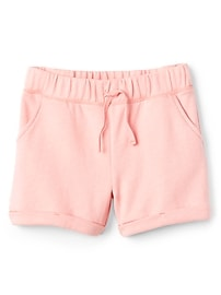 """3"""" Roll Shorts in French Terry"""