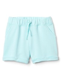 "3"" Roll Shorts in French Terry"