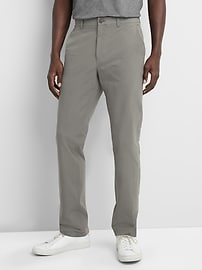 GapFit Hybrid Khakis in Slim with GapFlex