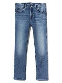 Indestructible Superdenim Straight Jeans