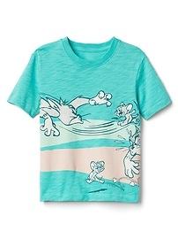 T-shirt GapKids à motifs de Looney Tunes