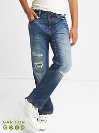 Original Jeans in Destruction