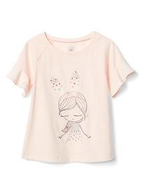 Graphic Flutter T-Shirt