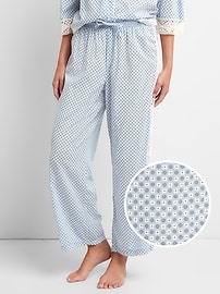 Dreamwell Pajama Pants with Lace Detail