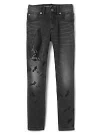 GapKids &#124 DC&#153 Batman Slim Jeans in High Stretch