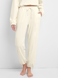 Softspun Drawstring Pants in Terry Cloth