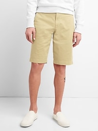 "12"" Washwell Vintage Wash Shorts with GapFlex"