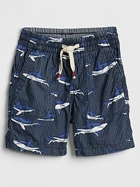 """4"""" Space Pull-On Shorts"""