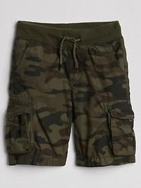 """5"""" Camo Cargo Shorts"""