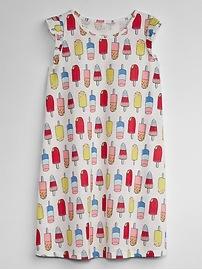 Popsicle Sleep Dress