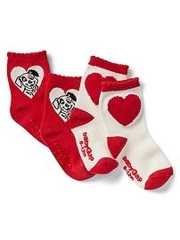 babyGap &#124 Disney Dalmatian Crew Socks