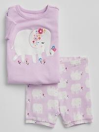 Pyjama GapKids à motif d'éléphant