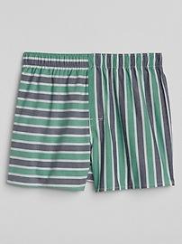 "5"" Stripe Oxford Boxers"
