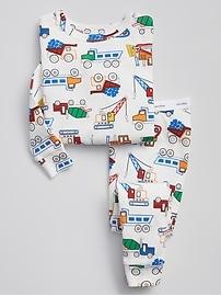 Pyjama à motif de camion