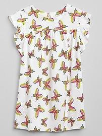 Print Flutter Dress