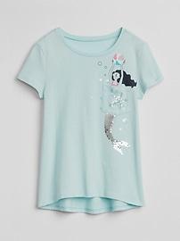 Flippy Sequin Pocket T-Shirt