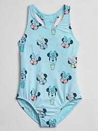 Maillot une-pièce GapKids à motif de Minnie Mouse de Disney