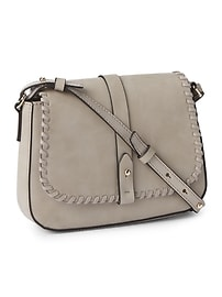 Whipstitch Saddle Bag