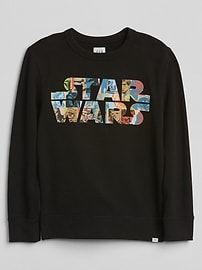 GapKids &#124 Star Wars&#153 Crewneck Sweatshirt