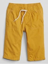 Organic Pull-On Pants