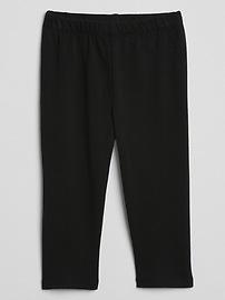 Pantalon trois quarts confortable