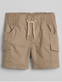 "3"" Pull-On Cargo Shorts"