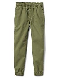 Pantalon d'entraînement en toile