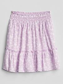 Crinkle Tier Skirt