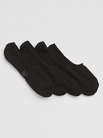 No Show Socks (2-Pack)