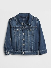 Denim Jacket with Fantastiflex