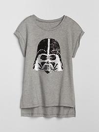 T-shirt GapKids à paillettes tournantes à motifs Star Wars