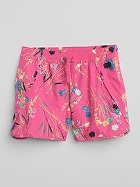 """3.5"""" Dolphin Shorts in Poplin"""