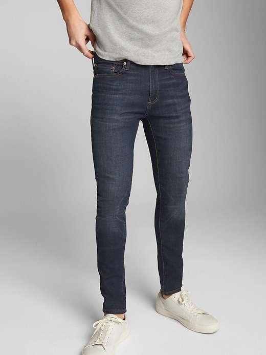 Jeans In Super Skinny Fit With Gap Flex by Gap