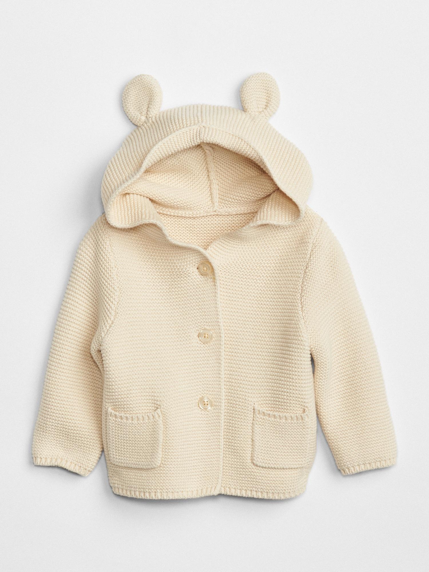 f3f9719fe Bear Garter Hoodie Sweater
