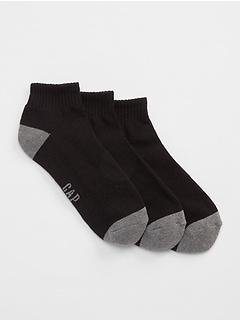 Mi-chaussettes (paquet de3)