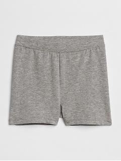 Toddler Cartwheel Shorts In Stretch Jersey