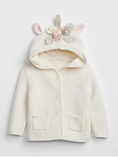 Baby Brannan Unicorn Sweater