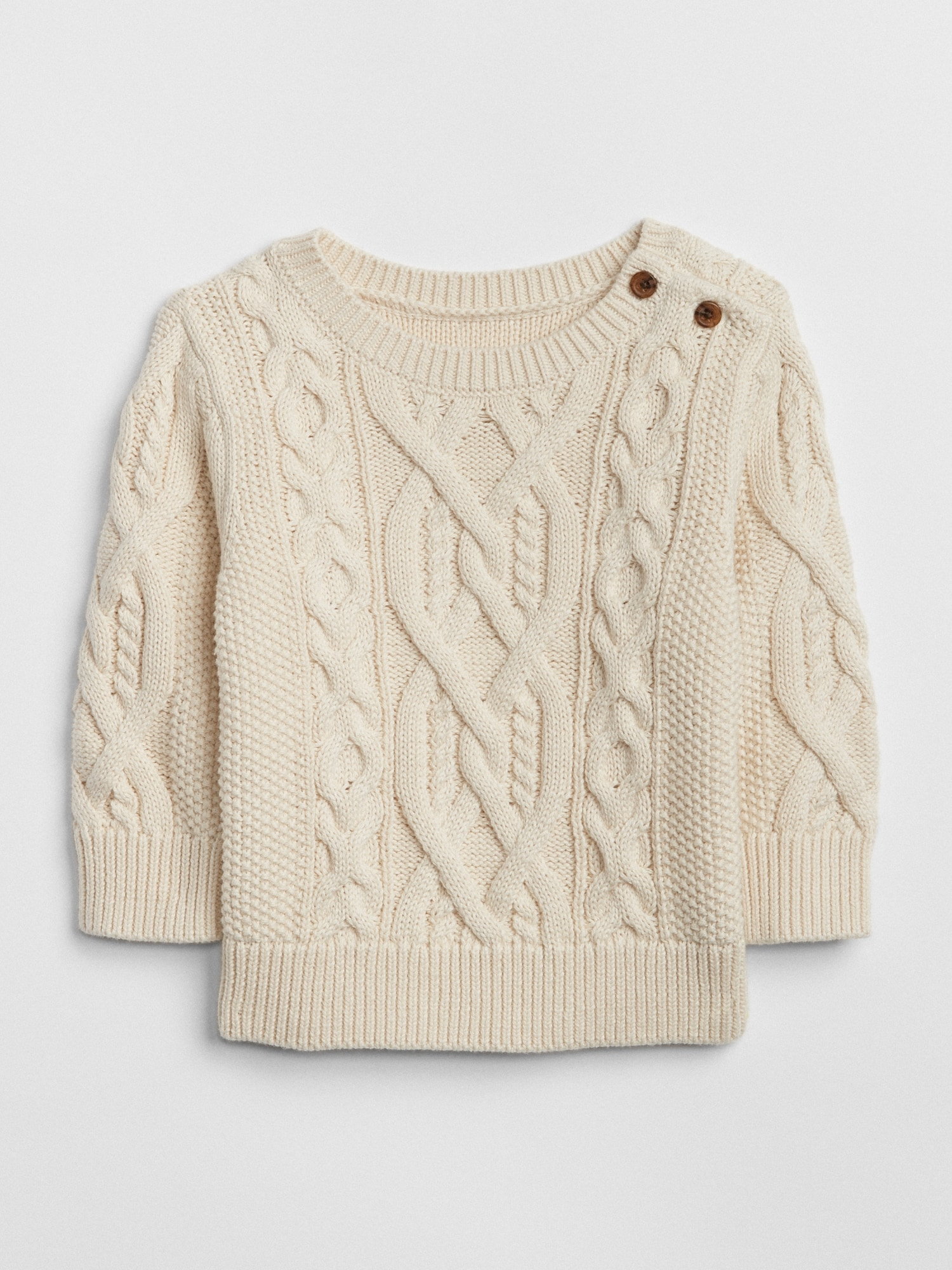 65771cef1 Cable-Knit Sweater